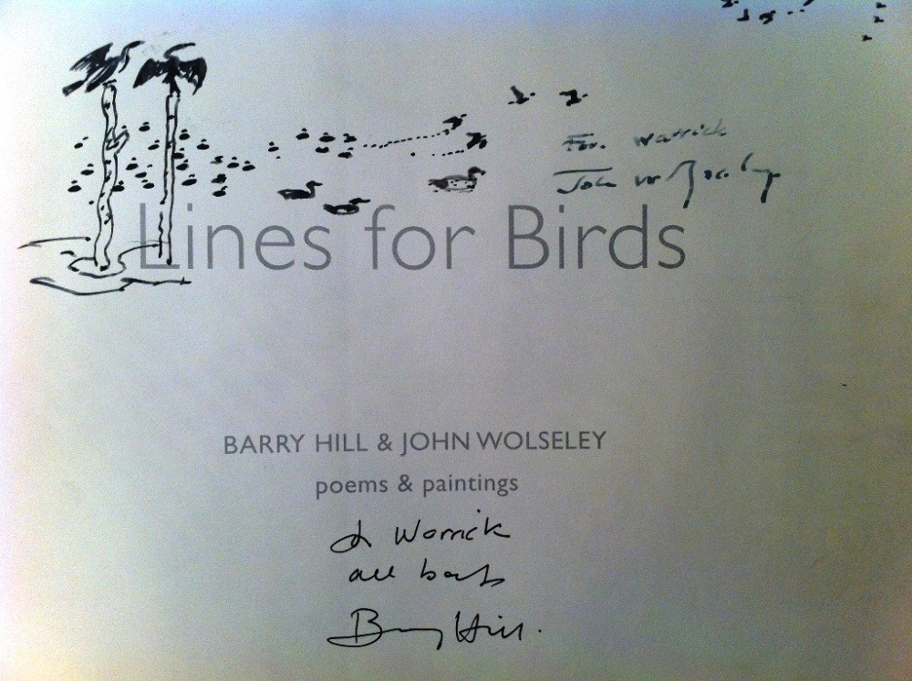 Lines for Birds (2/2)